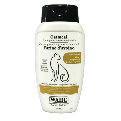 Wahl Oatmeal Shampoo Concentrate for Cats - image 1 of 1