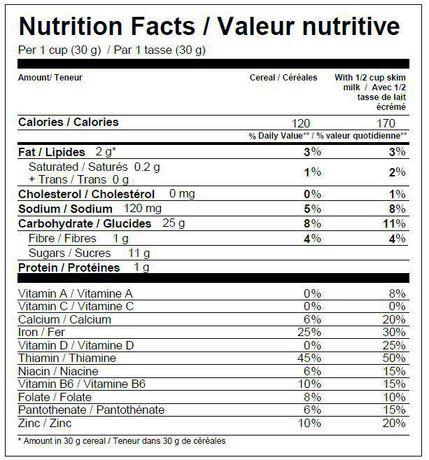 Malt-O-Meal® Cookie Bites Cereal - image 2 of 2