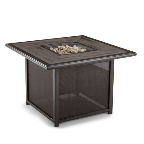 hometrends Venice Firepit Table - image 2 of 6