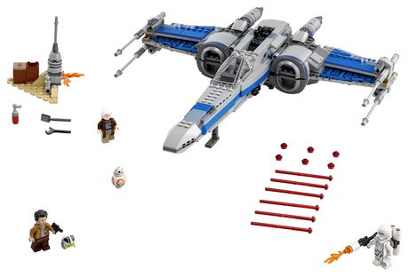 LEGO Star Wars Resistance X-Wing Fighter - image 2 of 2