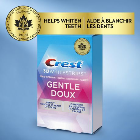 Crest 3D White Whitestrips Gentle Routine - image 3 of 6