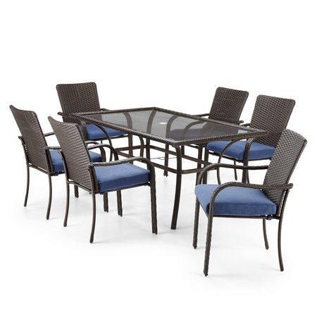 hometrends Tuscany 7-Piece Dining Set - image 2 of 9