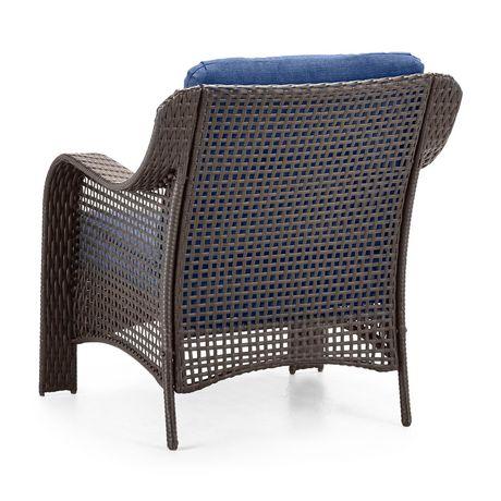 Chaise avec accoudoirs Toscane de hometrends - image 4 de 5