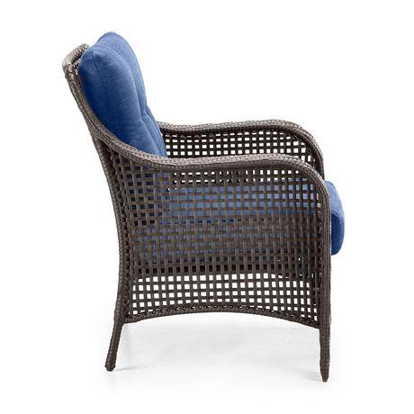 Chaise avec accoudoirs Toscane de hometrends - image 3 de 5