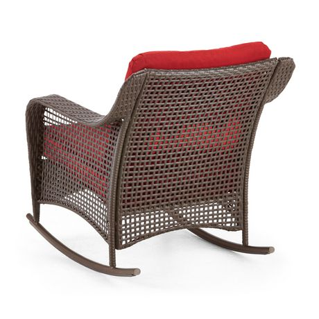 hometrends Tuscany Rocker Chair - image 4 of 6