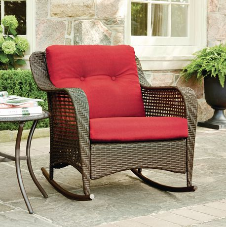 hometrends Tuscany Rocker Chair - image 1 of 6