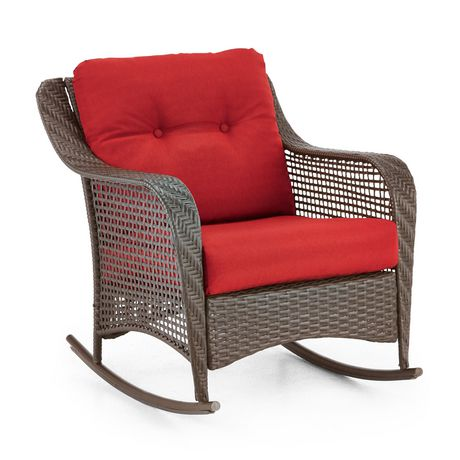 hometrends Tuscany Rocker Chair - image 2 of 6