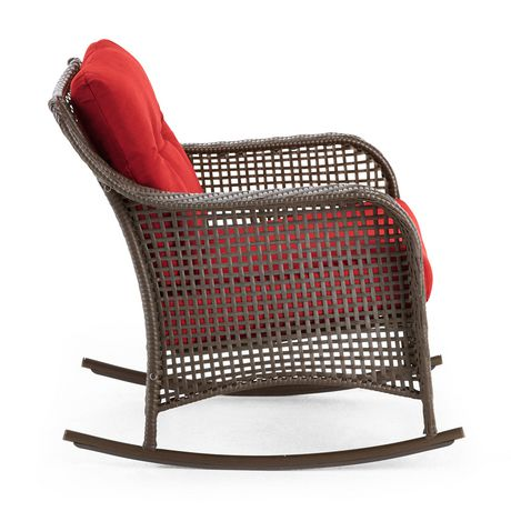 hometrends Tuscany Rocker Chair - image 3 of 6