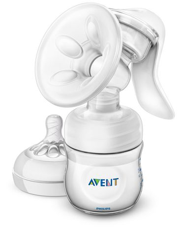 PHILIPS Avent Manual Breast Pump - image 1 of 3