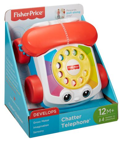 Fisher-Price Chatter Telephone - image 4 of 4