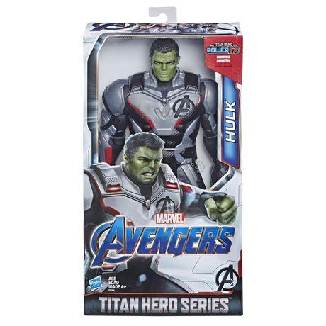 Marvel Avengers : Phase finale - Hulk Titan Hero - image 1 de 8