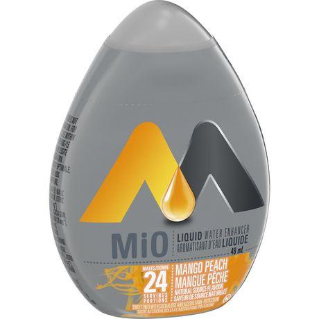 MiO Mango Peach Liquid Water Enhancer - image 2 of 4