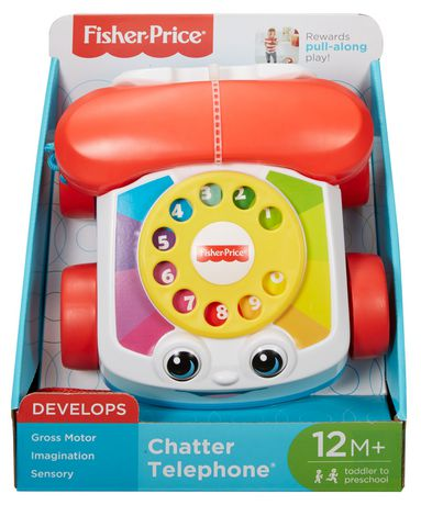 Fisher-Price Chatter Telephone - image 3 of 4