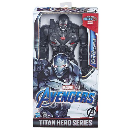 Marvel Avengers : Phase finale - Marvel's War Machine Titan Hero - image 1 de 2