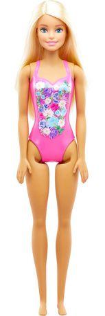 Barbie Plage – Poupée Barbie - image 3 de 5