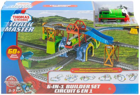 Fisher-Price Thomas & Friends Trackmaster 6-in-1 Set, Percy - image 9 of 9