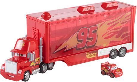 Fin Disney Pixar Cars Mack Truck Transporter | Walmart Canada DW-36