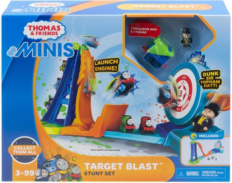 Thomas & Friends MINIS Target Blast Stunt Set - image 9 of 9