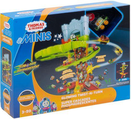 Thomas /& Friends Minis Twist-N-Turn Stunt Set Track Set Thomas Train Minis