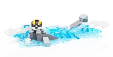 Mega Construx Pokemon Gyarados Building Set - image 7 of 8