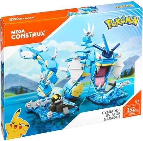 Mega Construx Pokemon Gyarados Building Set - image 8 of 8