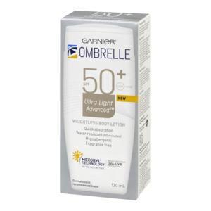 Garnier Ombrelle Complete Ultra-Light Advanced Body Lotion SPF 50+ - image 5 of 6