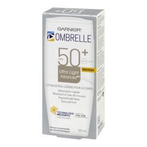 Garnier Ombrelle Complete Ultra-Light Advanced Body Lotion SPF 50+ - image 6 of 6