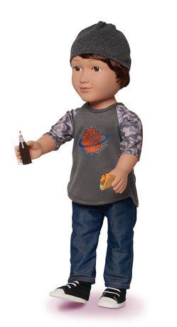 My Life As 18-inch School Boy Doll - Caucasian - image 2 of 3