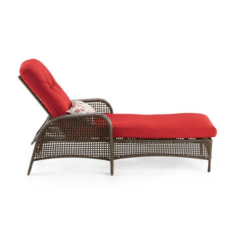 hometrends Tuscany Chaise Lounge - image 4 of 9