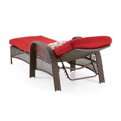 Hometrends Tuscany Chaise Lounge Walmart Canada
