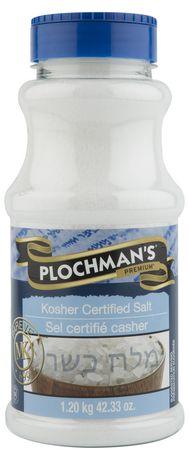 Plochman`s Premium Kosher Certified Salt - image 1 of 3