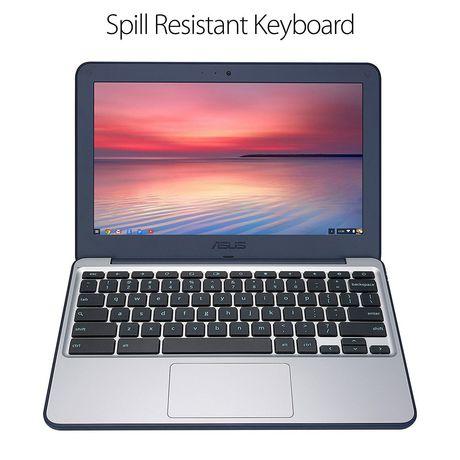 Asus Intel Dual-Core Celeron N3060 Laptop - image 1 of 3