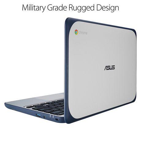 Asus Intel Dual-Core Celeron N3060 Laptop - image 3 of 3