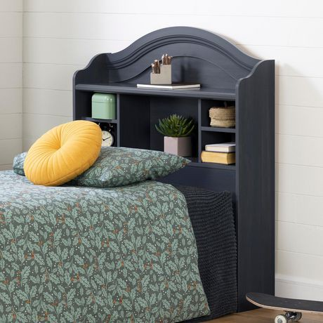 t te de lit biblioth que double de la collection summer. Black Bedroom Furniture Sets. Home Design Ideas