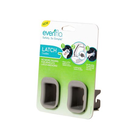 Evenflo SureSafe Installation Latch Guides, 2  Pack - image 2 of 3