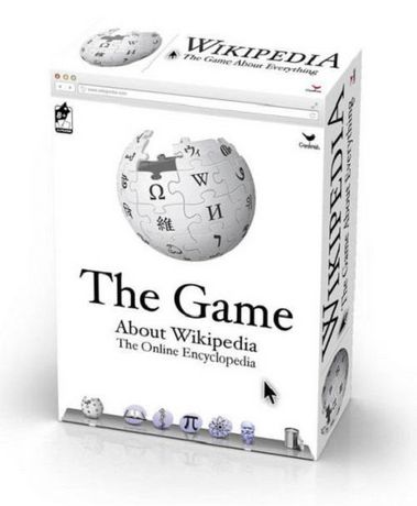 The Game About Wikipedia - The Online Encyclopedia (English Only) - image 1 of 1