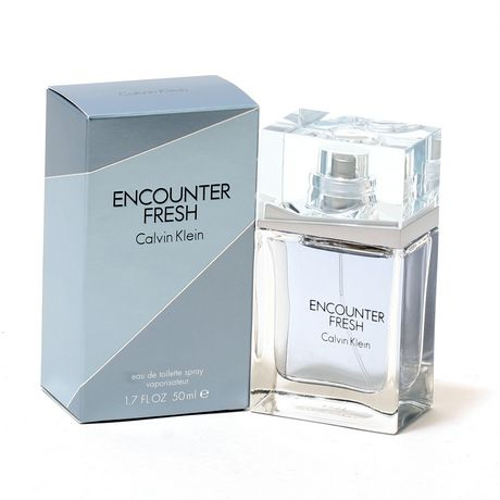 001b37f23 Encounter Fresh MEN by Calvin Klein - Eau De Toilette Spray 50 ml - image 1  ...