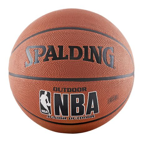 "Spalding NBA Varsity Outdoor Basketball, Size 6/28.5"" - image 3 of 3"