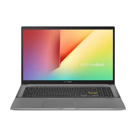 Ordinateur portable mince et léger VivoBook S15 S533 Asus - Meilleure ordinateur portable globalement