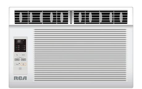 RCA 8,000 BTU Window Air Conditioner - image 1 of 3