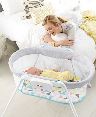 Fisher-Price Stow 'n Go Bassinet - image 2 of 9