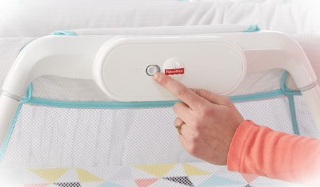 Fisher-Price Stow 'n Go Bassinet - image 4 of 9