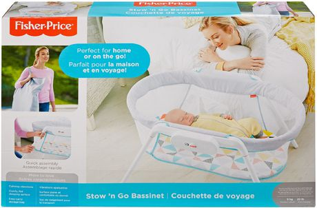 Fisher-Price Stow 'n Go Bassinet - image 9 of 9