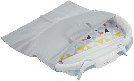 Fisher-Price Stow 'n Go Bassinet - image 8 of 9