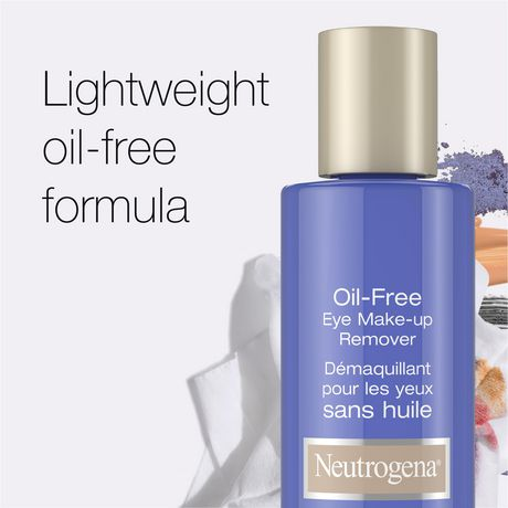 Neutrogena Oil-Free Eye Makeup Remover 162 mL - image 4 of 6