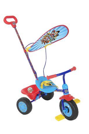 Tricycle à 3 roues La Pat' Patrouille - image 1 de 1