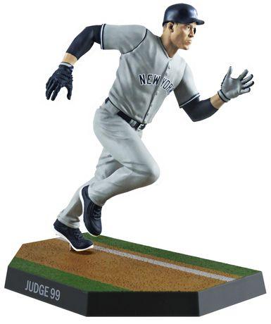MLB Figures 6'' Aaron Judge - New York Yankees - image 4 of 5