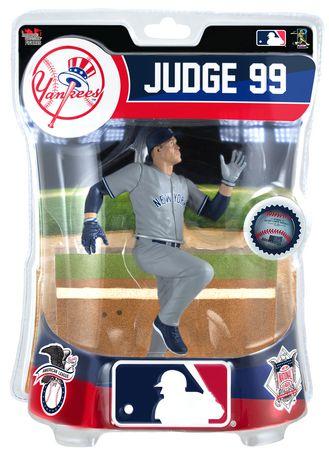 MLB Figures 6'' Aaron Judge - New York Yankees - image 1 of 5