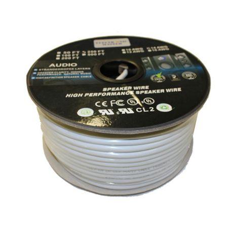 Câble haut-parleur maître électrique 250 pi 4 -fils (EM6836250) - image 1 de 1