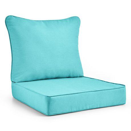 Coussin pour siège profond de luxe hometrends - image 1 de 1